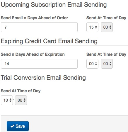 Trial Conversion Notification Email